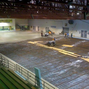 Arena Renovation