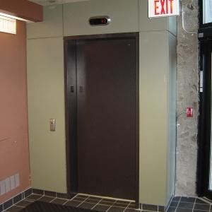 New Elevator Trent University